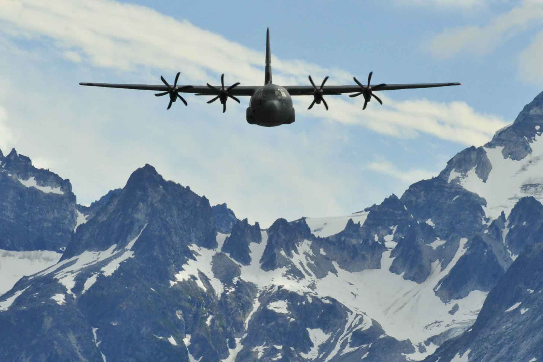 Accident Forces Air Force To Write Off New Gunship