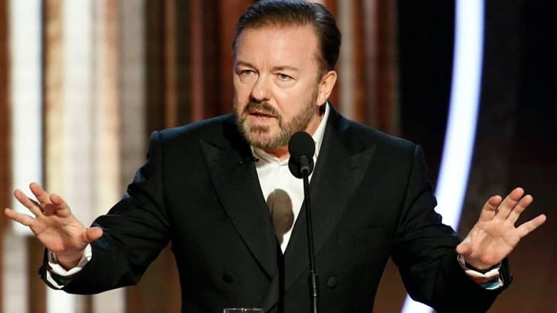 Big-Game Trophy Hunters Are Psychos Says, Gervais