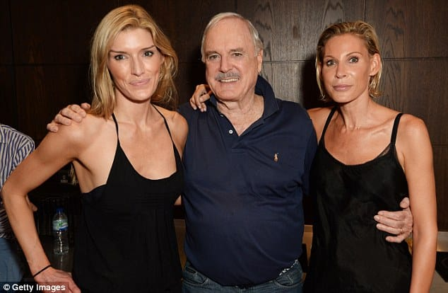 John Cleese About His Ex-Wives