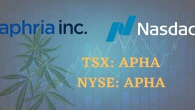 Photo of Aphria Inc. Moves Stock Exchange Listing from NYSE to NASDAQ from June 05, 2020
