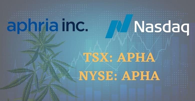 Aphria Inc. Announces Move to Nasdaq