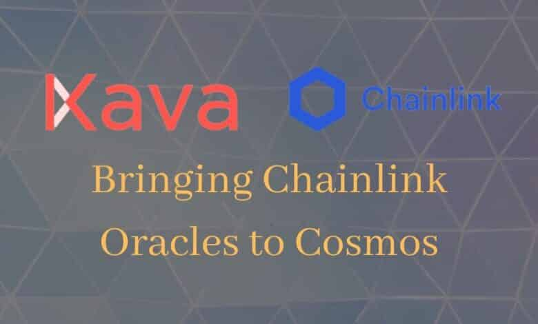 Kava Labs Adopts Chainlink Oracle Network