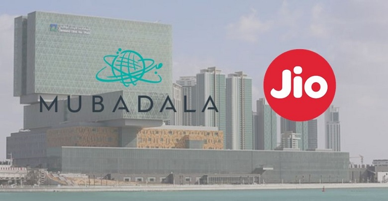 Abu Dhabi's Mubadala to invest JIO