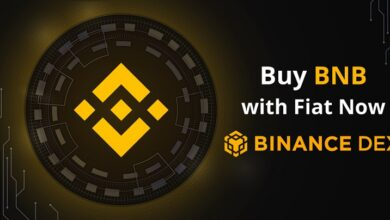 Photo of You Can Now Buy BNB With Fiat on Binance