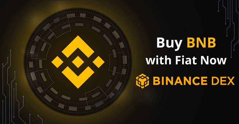 Binance Now Allows to Purchase BNB With Fiat Currency