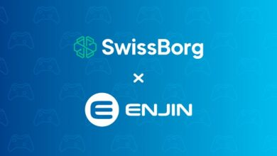 Photo of Enjin and SwissBorg Enter the Gaming World with Promising new Partnership