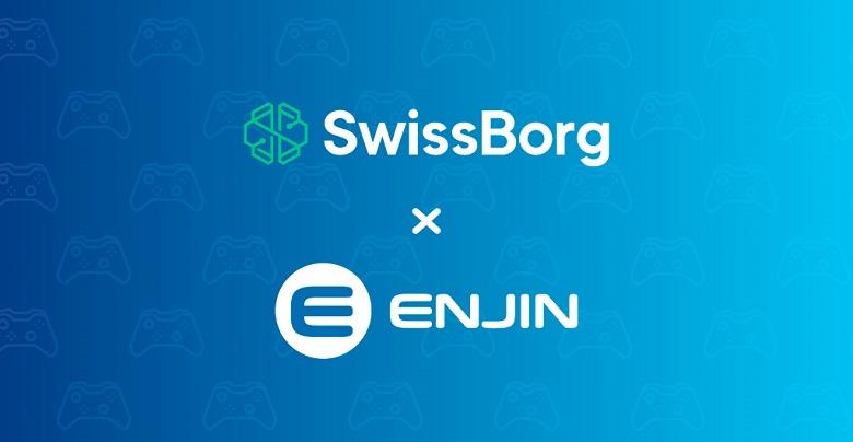Enjin and SwissBorg Collaborate