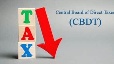 Photo of CBDT: Net Taxes Gathered for FY2019–20 Less Than Last Year; Fall is Temporary