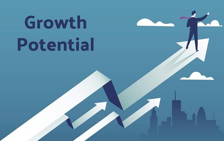 Market Cap Growth Potential