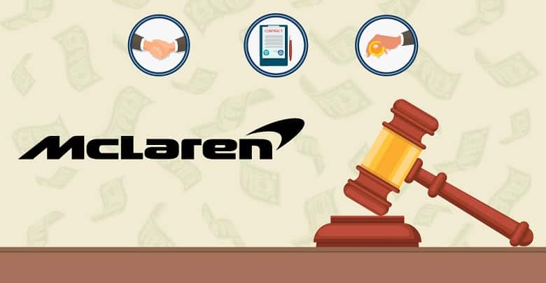 McLaren Takes a Legal Action To Secure Urgent Financing