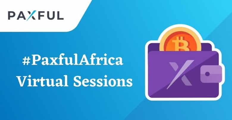 Paxful to Host a Series of Free Virtual Sessions