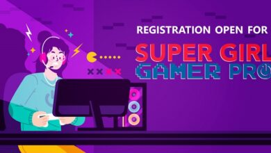 Photo of Registrations Open for Super Girl Gamer Pro Series; Sign Up Soon!