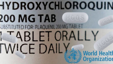 Photo of WHO Reinstates Hydroxychloroquine Trials for the Treatment of Coronavirus