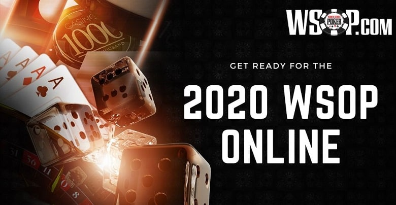 Online World Series of Poker Starts this Month