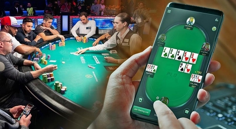 A Private Poker Game Online
