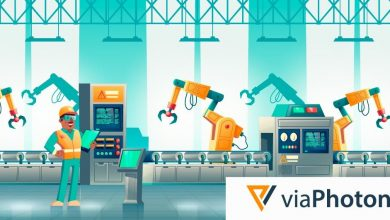 Photo of viaPhoton Opens Fiber-Optics Factory in Aurora