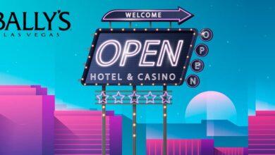 Photo of Caesars Entertainment Resumes Gaming; Bally's Las Vegas Opens