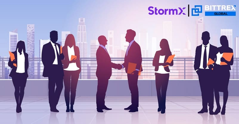 CEO of Bittrex to Join the Board of Directors in StormX