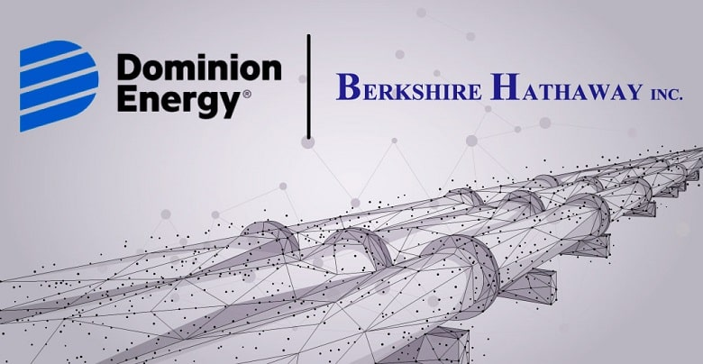Berkshire Hathaway to Buy Dominion Energy's Gas Assets