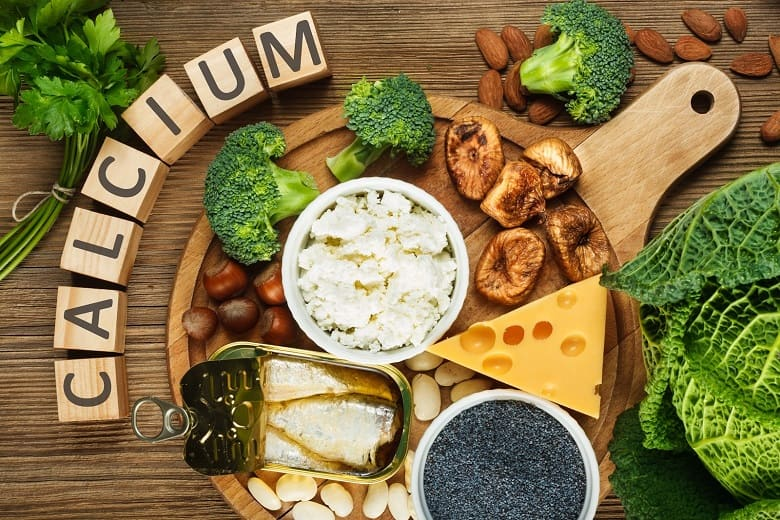 Calcium-Rich Foods Add to Daily Diet