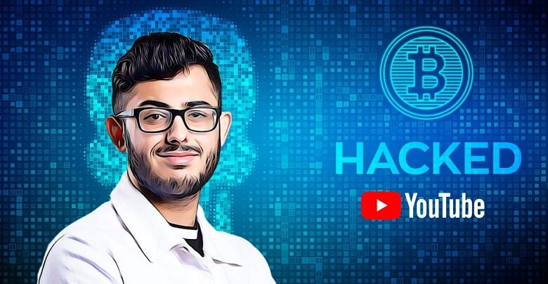 Carryminati's YouTube Channel Hacked; BTC Giveaway Announced