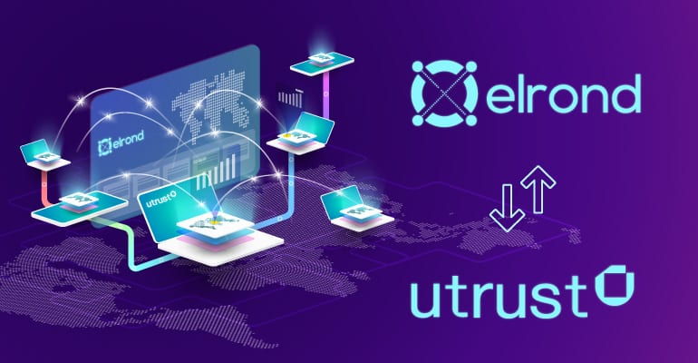 Elrond Joins Hands with Utrust