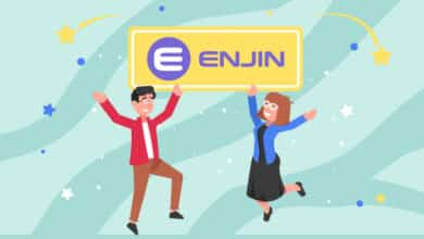 Photo of Enjin Coin (ENJ) Corrects Down After Hitting $0.21