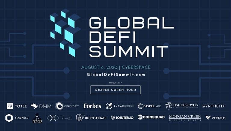 Global DeFi Summit 2020
