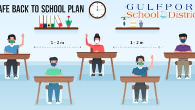 Photo of Gulfport Citizens Appeal District Schools for a Safe Reopening Plan