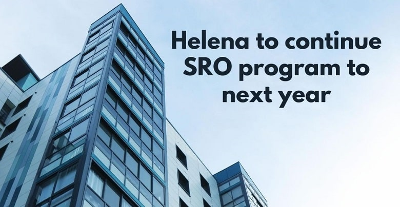 Helena to Continue Funding SRO Program for Another Year