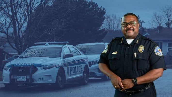 Henderson Chief Offers Solutions to Deal with Racial Tensions