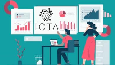 Photo of IOTA's Sluggish Trend Speculated to Catch Up with the Pace