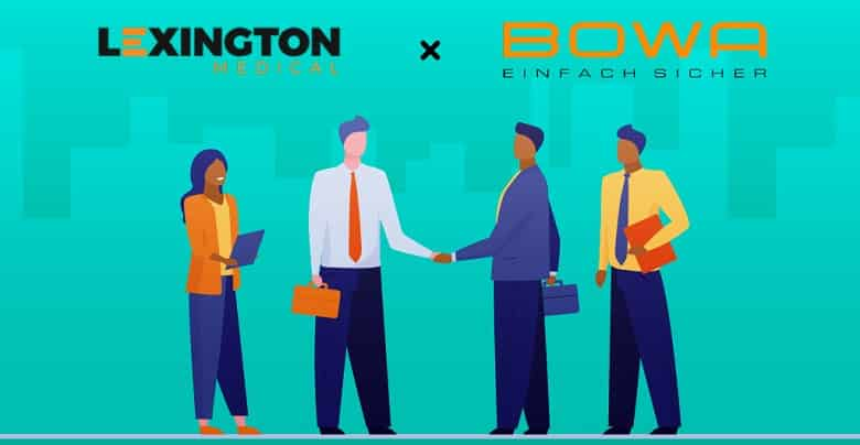 Lexington Medical Signs Commercial Agreement with BOWA Medical