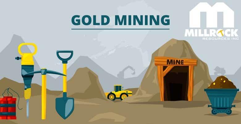 Millrock Wins Fairbanks' Gold Exploration Projects