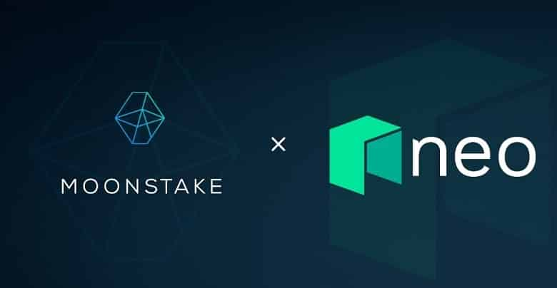 Moonstake partners with NEO Blockchain to boost staking