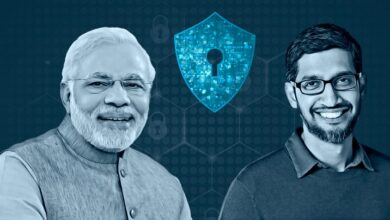Photo of PM Modi and Sundar Pichai Discuss Data Security, Cyber Safety & More