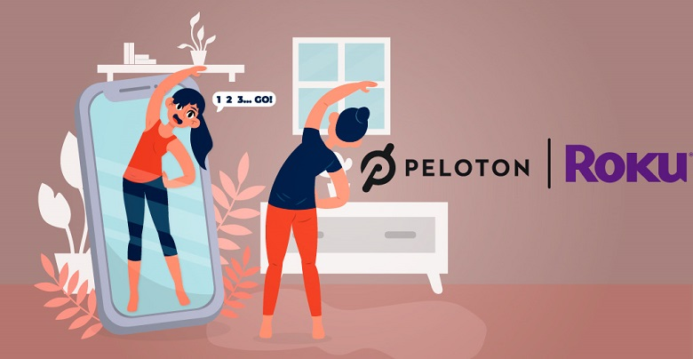 Peloton Launches Fitness App for Roku Devices