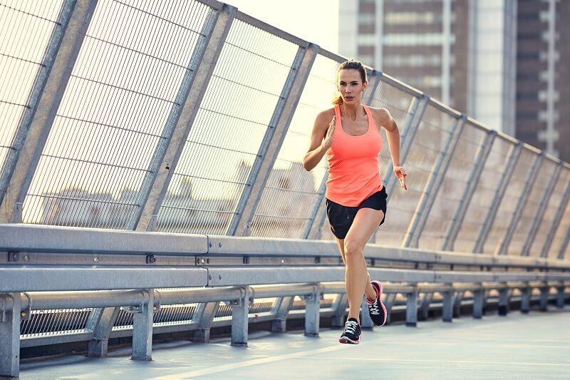 Running - Ab Exercises