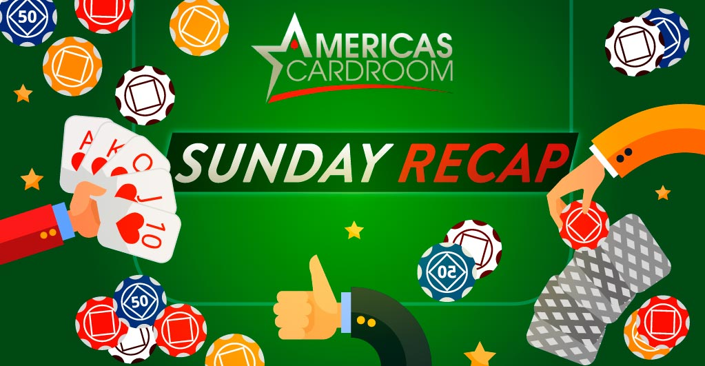 Americas Cardroom Saw an Amazing Weekend