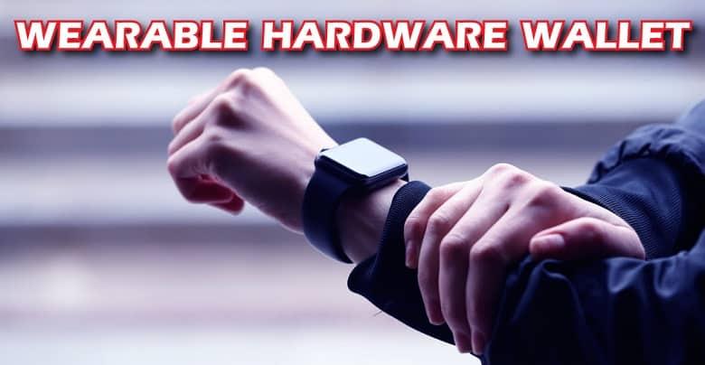 Marvin Janssen Introduces Wearable Hardware Crypto Wallet