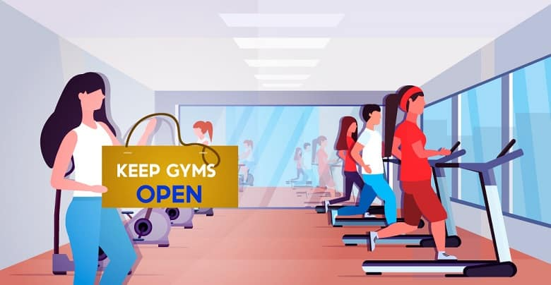 Fitness Industry Owners Urge Government to Re-open Gyms
