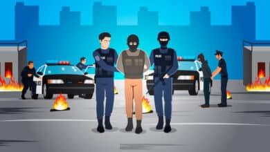 "Photo of Cedar Rapids Police Arrest 2 People; More Arrests ""Likely"""