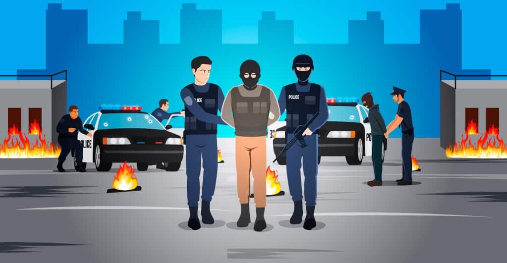 Cedar Rapids Police Arrest Two People