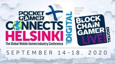 Photo of Blockchain Gamer Live Becomes Part of Pocket Gamer Connects Helsinki Digital 2020