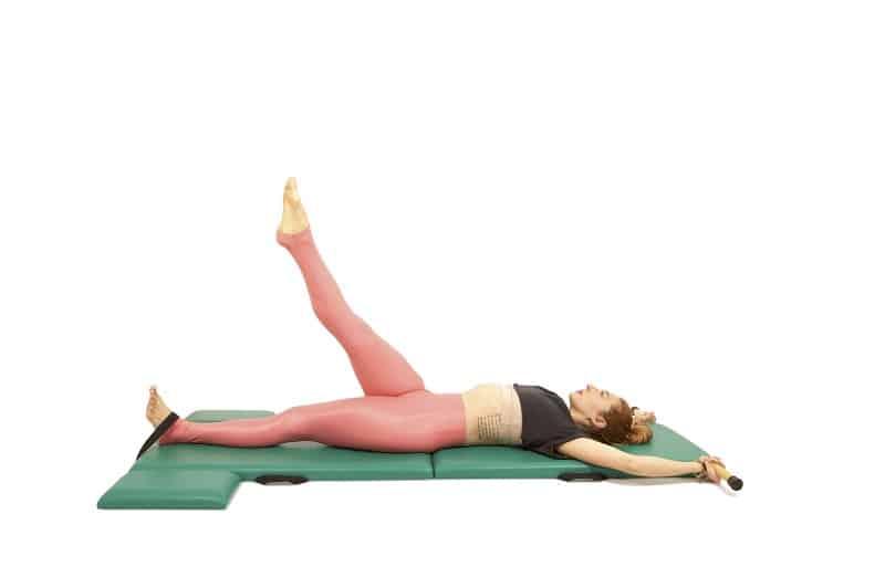 Leg Circles - Ab Exercises