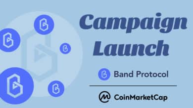 Photo of Band Protocol Partners with CoinMarketCap for 1st Earn Campaign