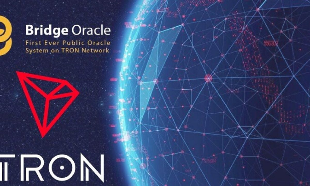 Bridge Oracle - The First Public Oracle System on TRON