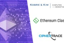 Photo of Ethereum Classic Labs Joins Hands With Kobre & Kim and CipherTrace