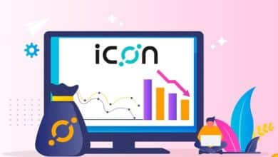 Photo of ICON Initiates Recovery After Massive Drop Over the Last Week