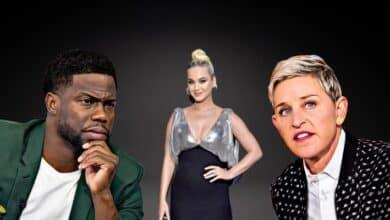 Photo of Ellen's Reputation on a Downward Spiral; Celebrities Step Forward to Defend Her